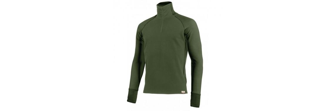 Sweatshirt NOE 6262 olivgrün