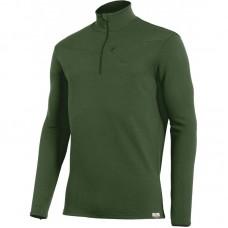 Männer Sweatshirt NOE 6262 olivgrün